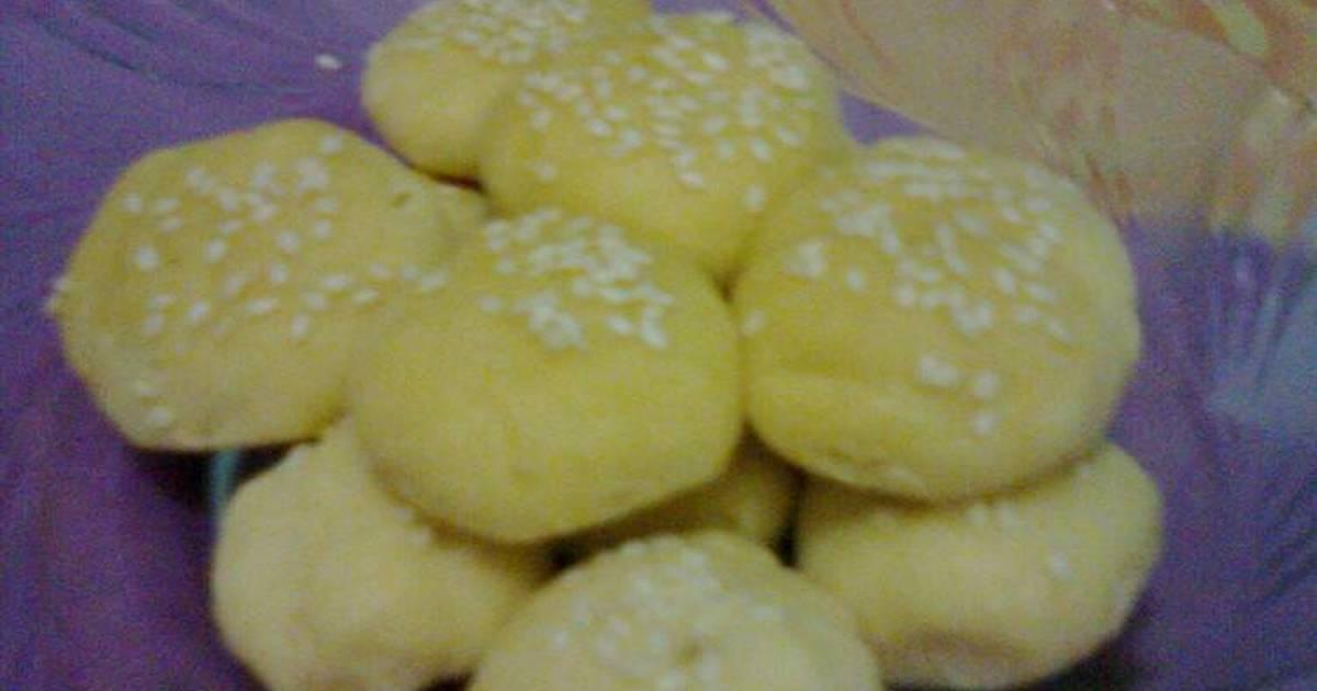 Resep Cookies Wijen