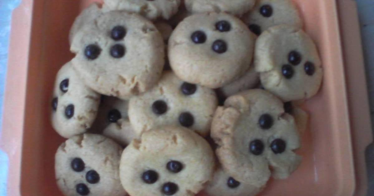 Resep coklat chip cookies
