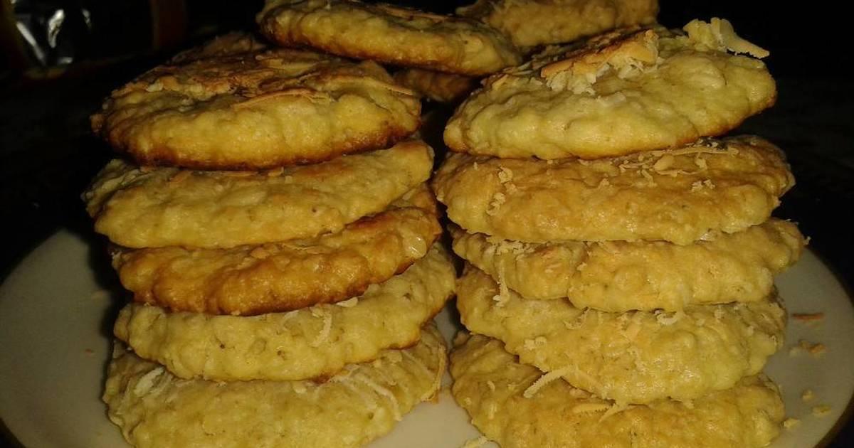 Resep homemade cheezyoat cookies