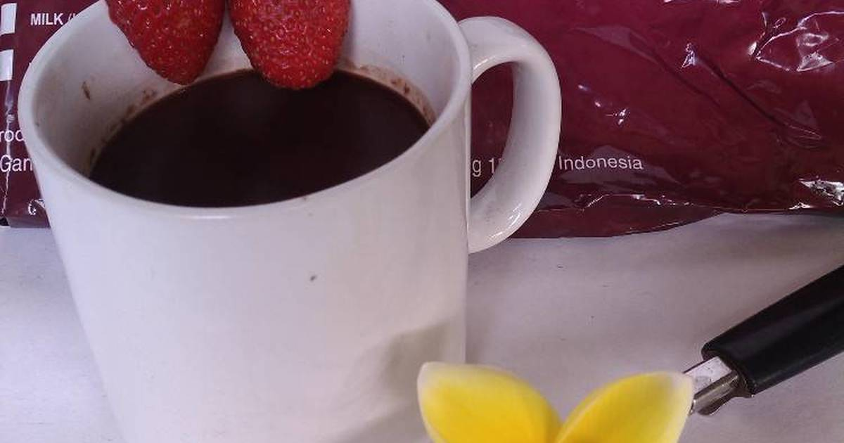 Resep The Ultimate Hot Chocolate
