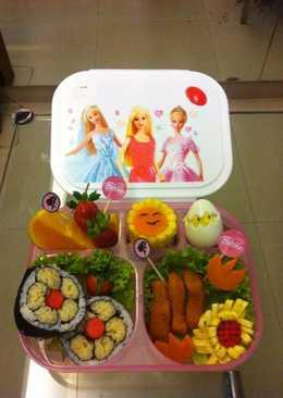 Princess Barbie Bento