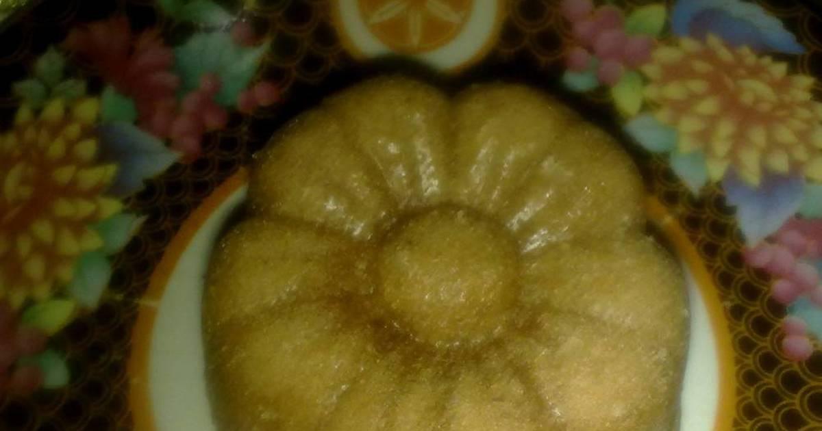Resep Cake Kukus Tepung Beras Cokelat