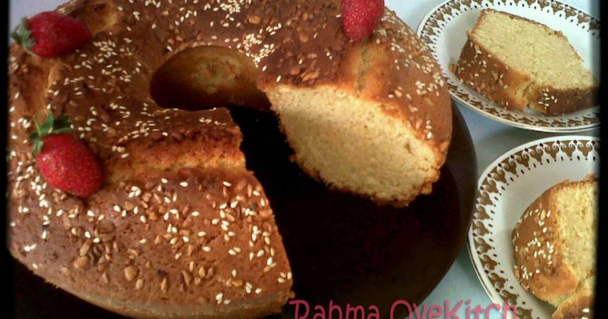 Resep Peanut Butter Cake