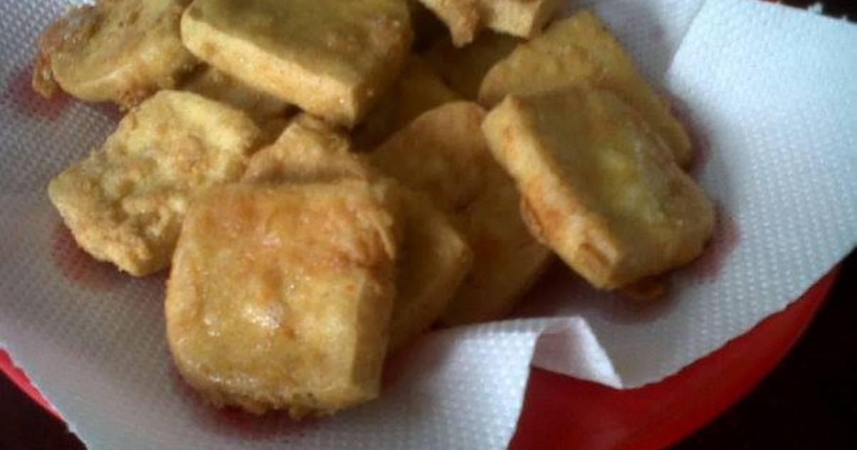 resep tahu cina crispy oleh novi herawati   cookpad
