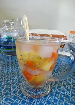 Es Buah alias Fruit Cocktail