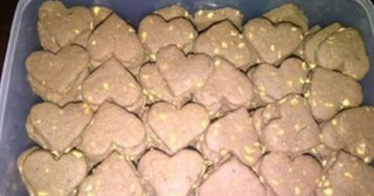 Resep Kue Kering Kacang Cokelat