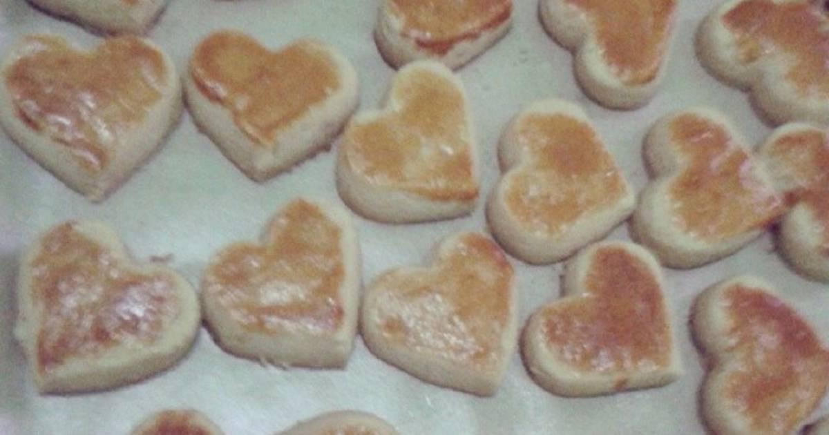 Resep Cookies Kacang Tanah