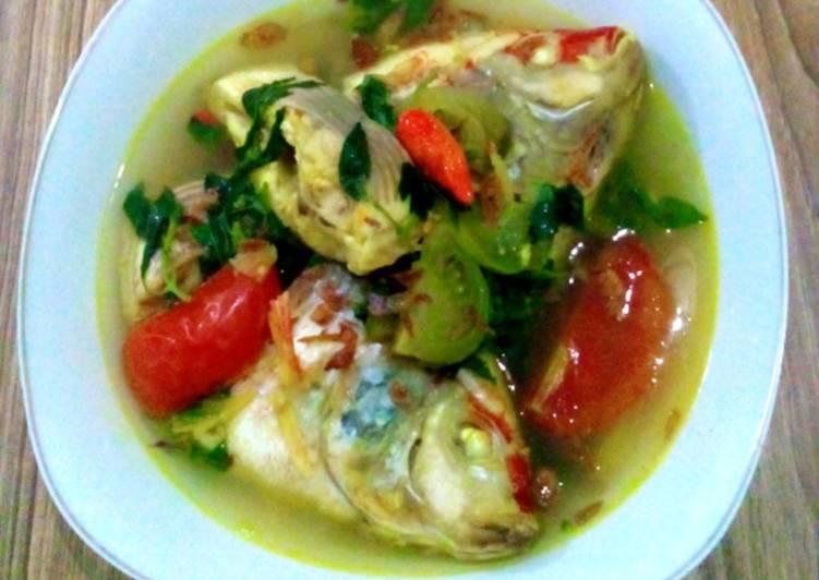 Hasil gambar untuk Sup Ikan Nila