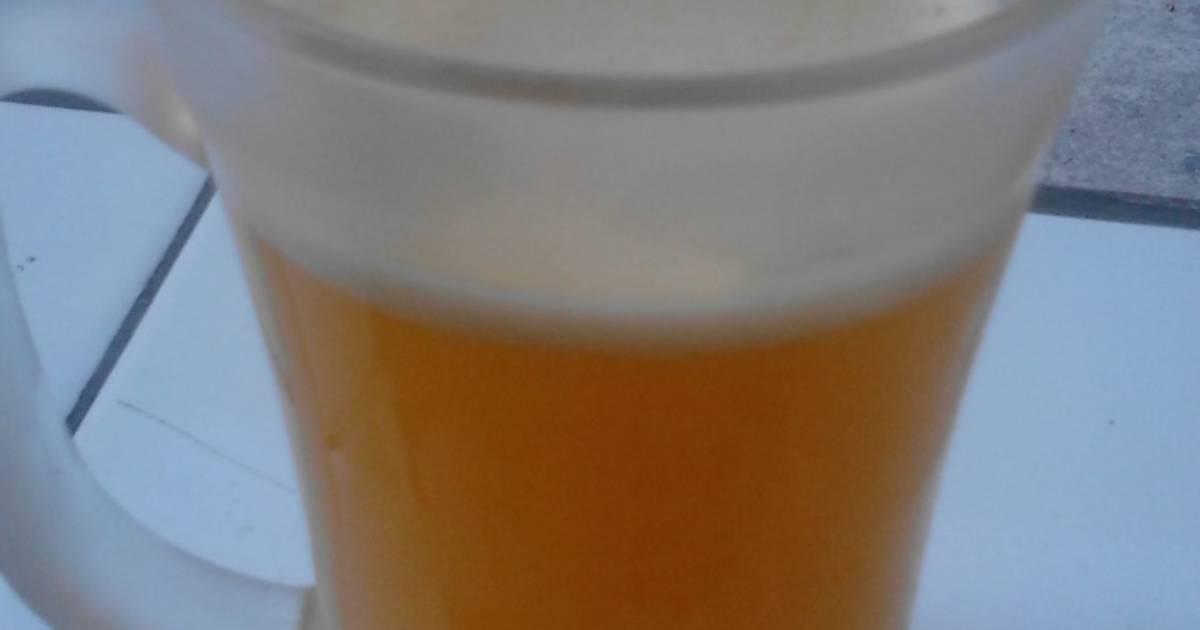 Resep Orange Milk Juice