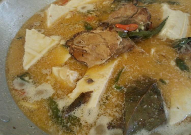 Resep Mangut Ikan Manyung Khas Semarang Oleh Dinda Rizky Tan