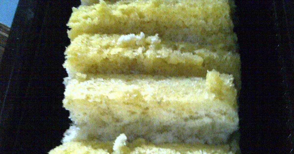 Resep kue bolu nangka maknyussssss