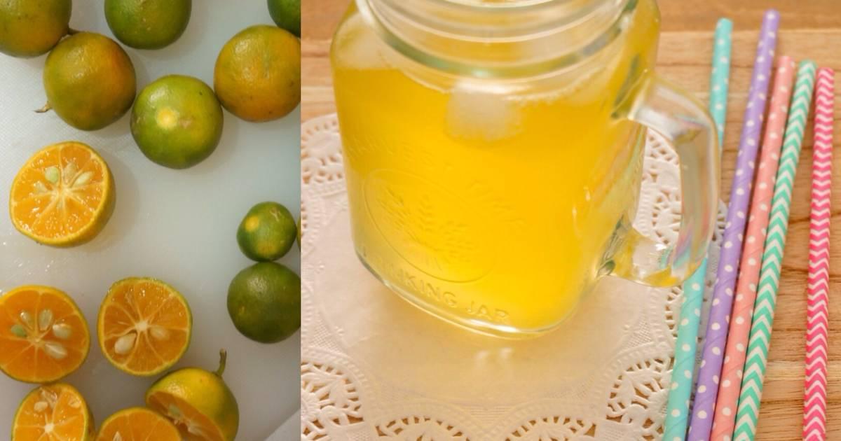 Resep Juice lemon cui