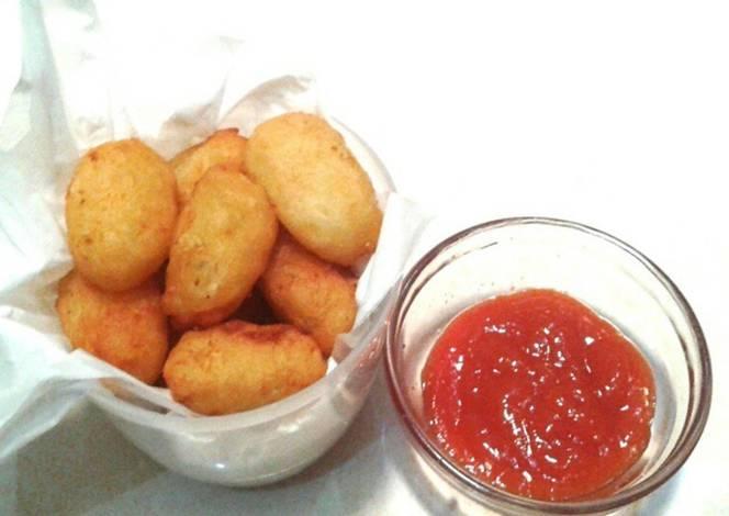 Resep Pompom Kentang KFC (Basic Tater Tots) oleh MakYas - Cookpad