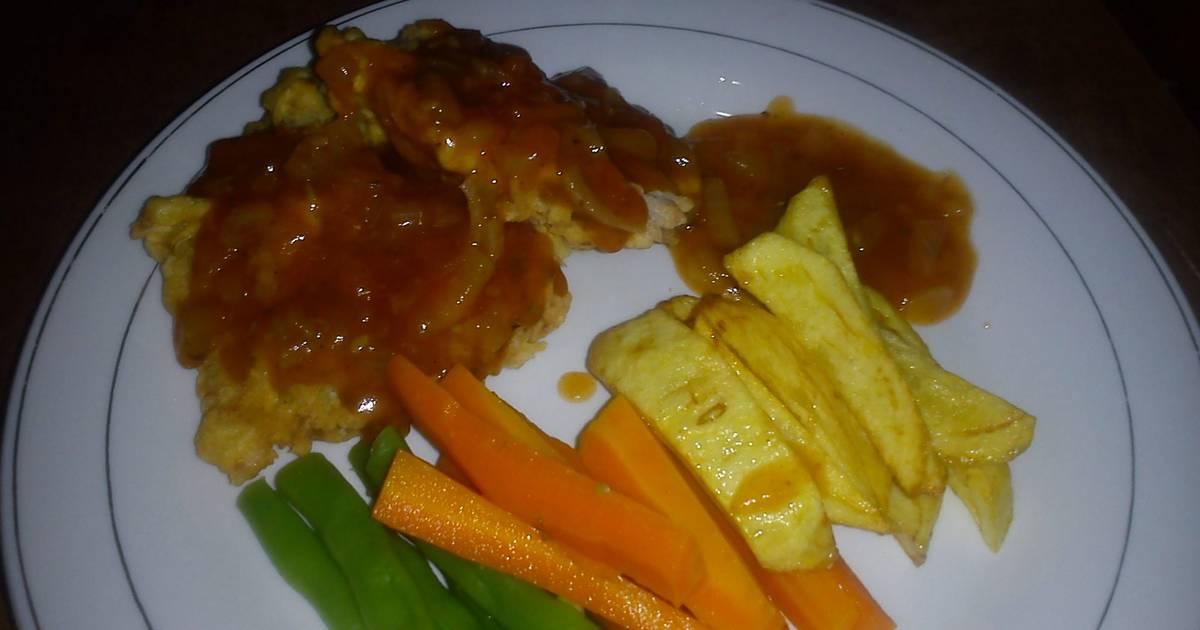 steak sapi dadu ala pepper lunch   5 resep   cookpad