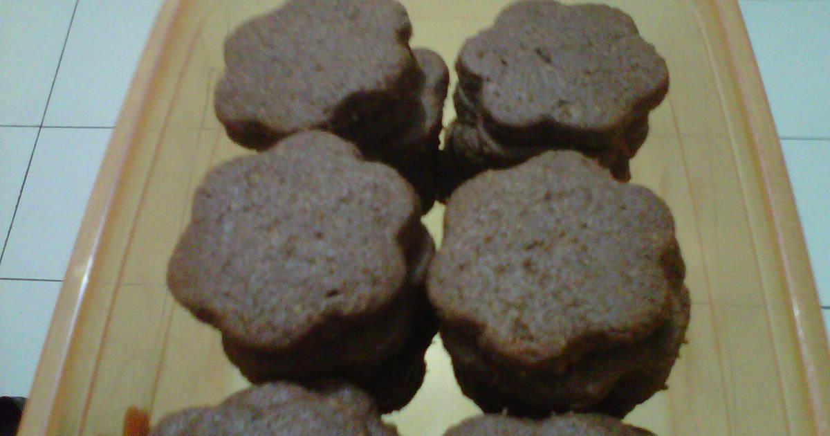 Resep Choco Coconut Cookies