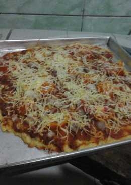pizza ala rumah