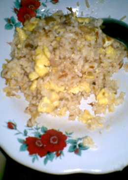 Nasi Goreng Sambal CUK Bawang Pete