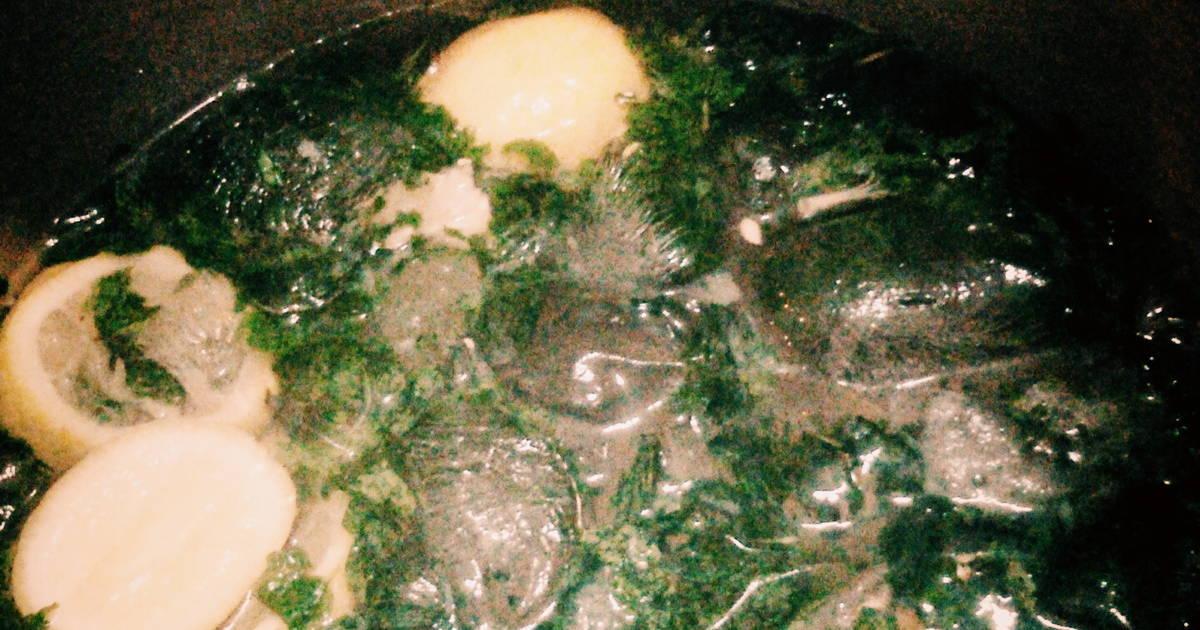 Resep Mojito Lemon Mint Squash