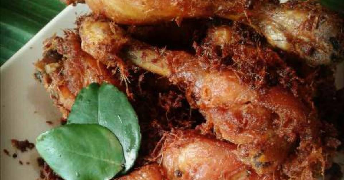 resep ayam goreng padang bumbu lengkuas oleh biyay   cookpad
