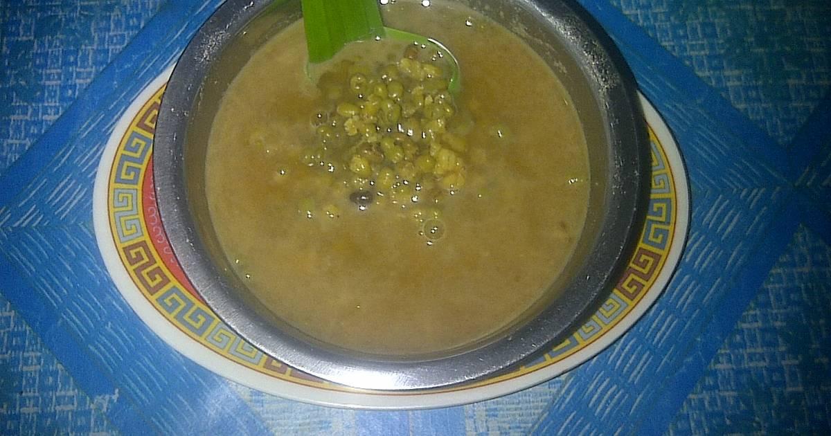 Resep Kolak Kacang Hijau Perdana