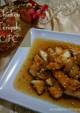 Ala Chicken Teriyaki CFC