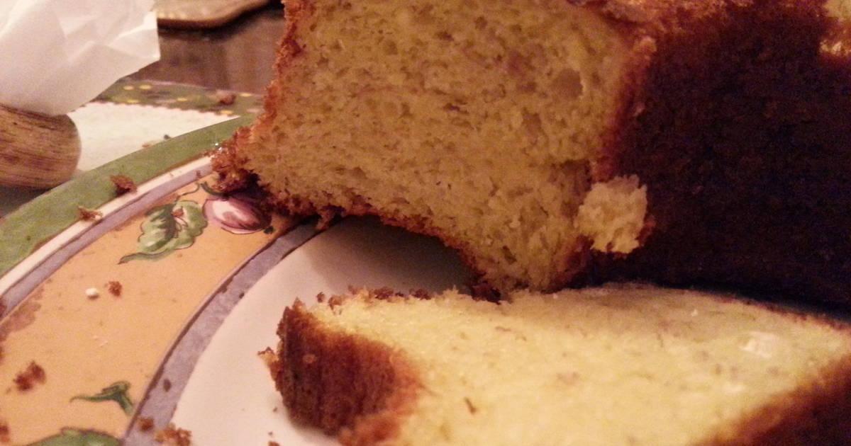 Resep Bolu Pisang, bukan Banana Bread