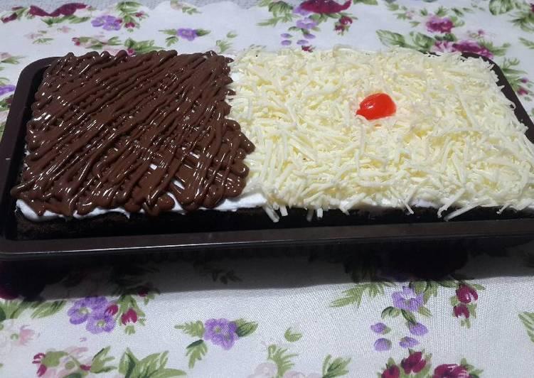 Resep Bolu Jadul Ny Liem: Resep Brownies Kukus Ny. Liem Oleh Mesalina Massa