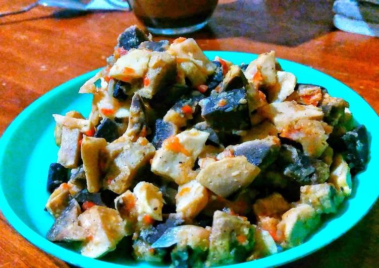 Pepes jamur So #selasaBISA
