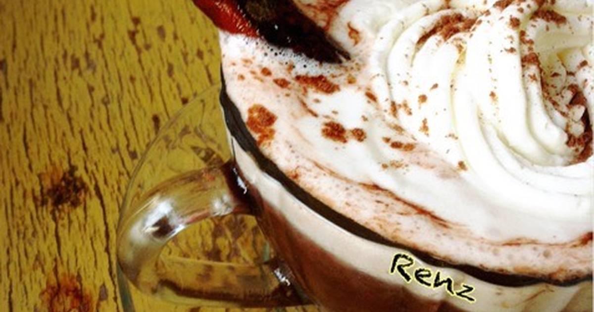 Resep Cinnamon hot chocolate