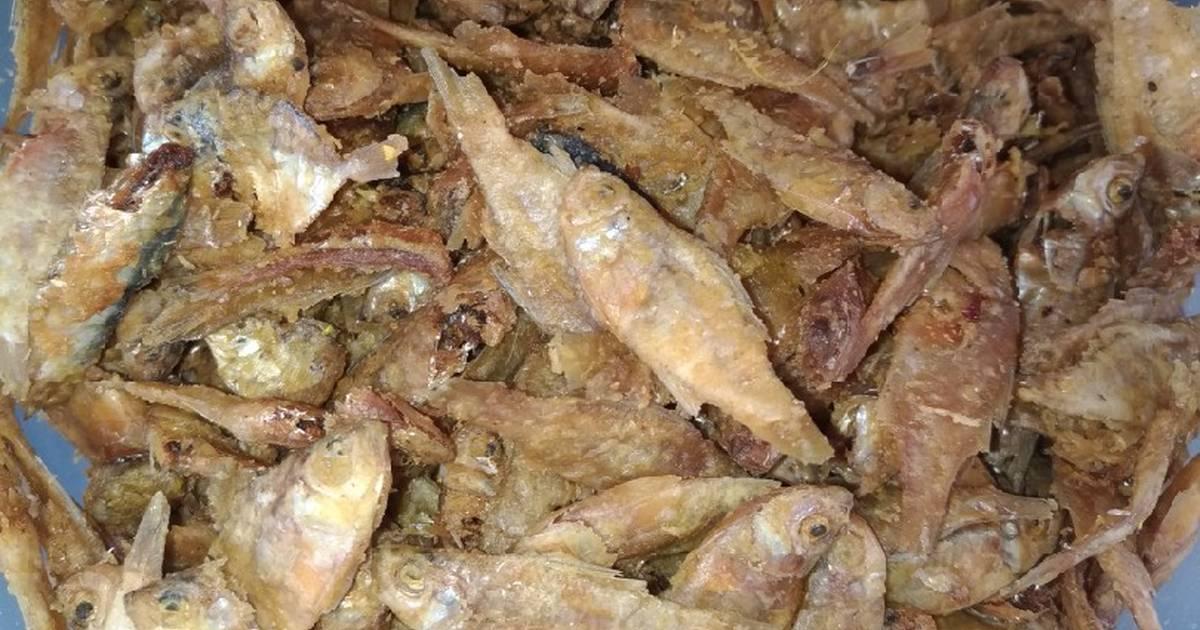 151 resep ikan asin tepung enak dan sederhana - Cookpad