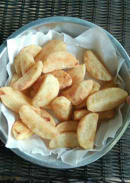 Potato Wedges Tepung Bumbu