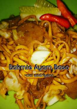 Bakmie Ayam Baso