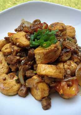 Beef Tofu Teriyaki