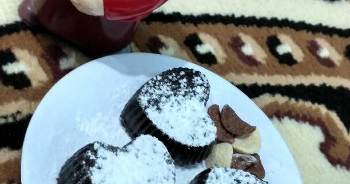 Resep Chocolate Lava Cake Jtt: Resep Lava Cake Kukus Super Simpel Oleh Shinta Ayu Pratiwi