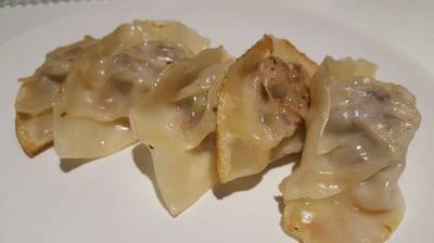 Gyoza Beef Dumpling Mudah