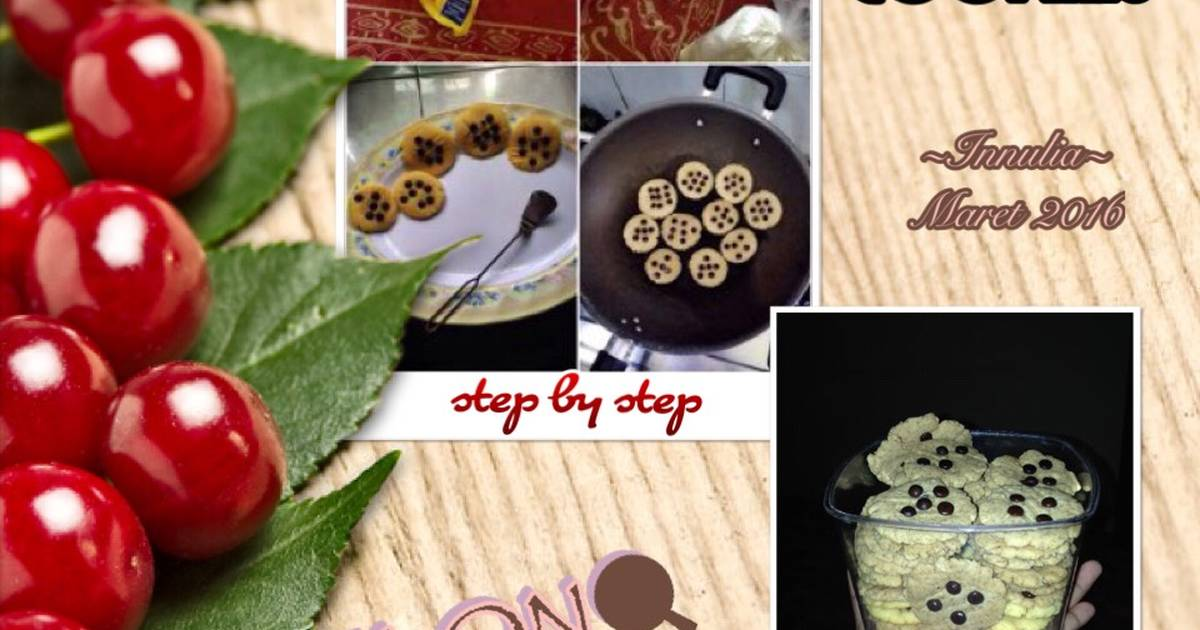 Resep Teflon Cookies