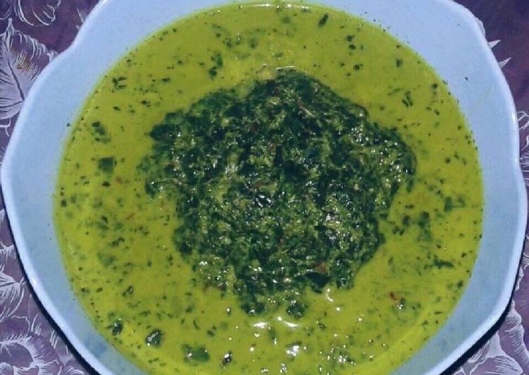 Resep Gulai daun ubi tumbuk oleh Yuni Syahfitri Cookpad