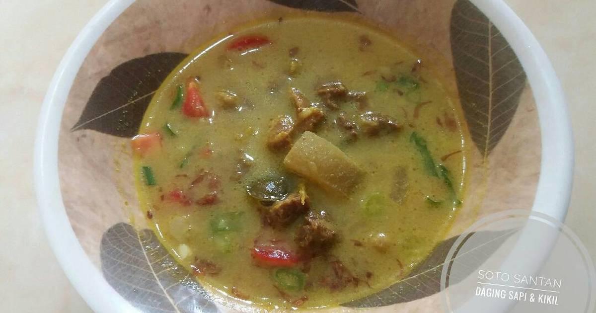 76 Resep Soto Babat Daging Santan Enak Dan Sederhana Cookpad