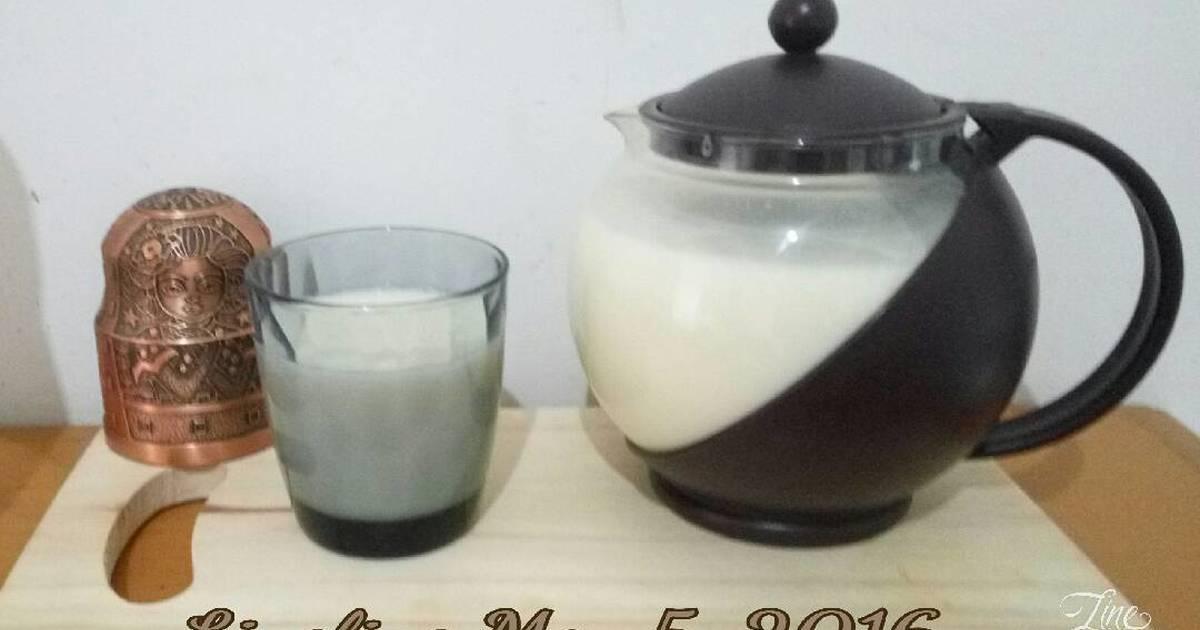 Resep Soy Milk / Susu  Kacang