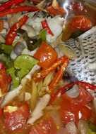 Ikan nila kukus