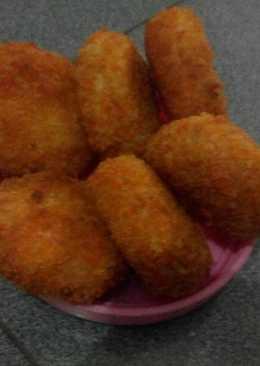 Perkedel kentang kriuk