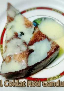 Nutrijell Coklat Roti Gandum (toddler snack)