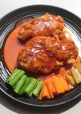 Steak Chicken Katsu