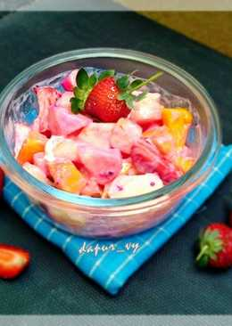 Aneka Resep Salad Buah yang Enak dan Praktis Untuk Dijual