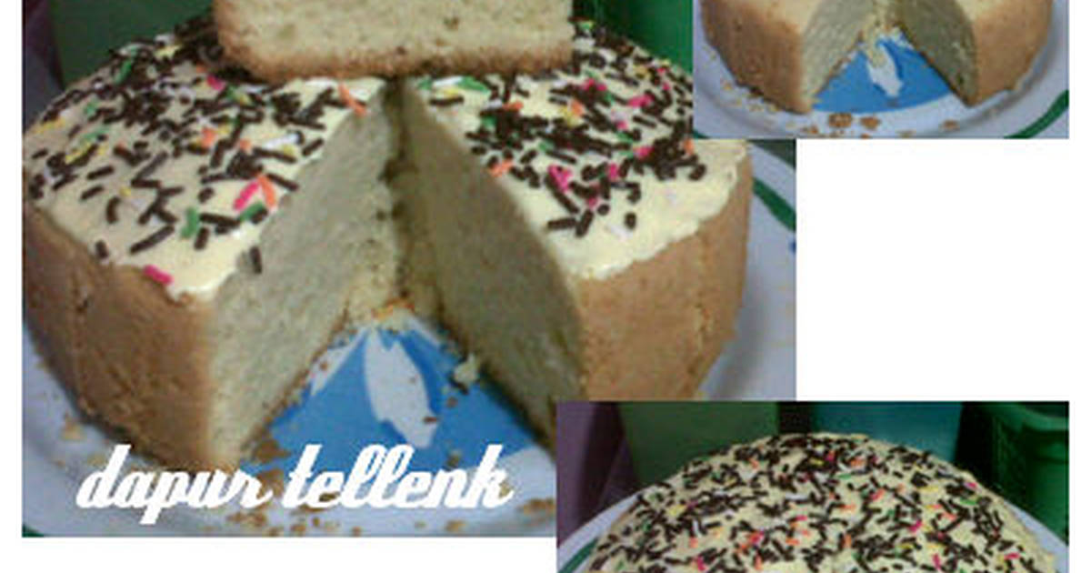 Resep Bolu Magic Com Sederhana dan Praktis