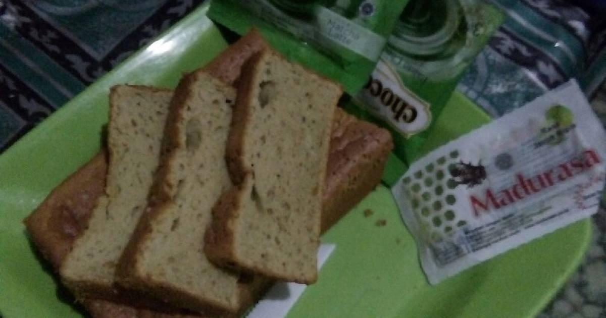 Resep Green Tea Cheese Cake