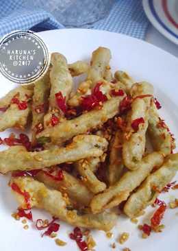 Buncis Cabe Bawang ala Resto Chinese Food