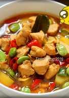 Tongseng Ayam Bening Sederhana,segar dan mudah