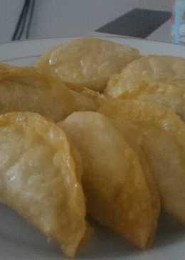 22 resep pangsit goreng isi ikan enak dan sederhana   cookpad