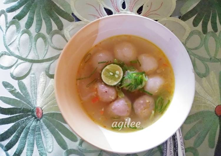 Bakso Aci Super Simple